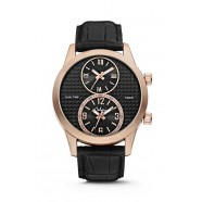 Colori - Dual Time - Rose Gold/Black
