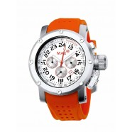 Max - Dutch - Orange Chrono 47mm