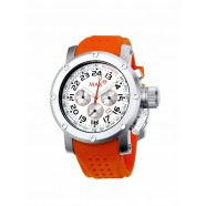 Max - Dutch - Orange Chrono 42mm