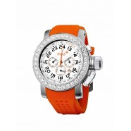 Max - Dutch - Orange Chrono CZ