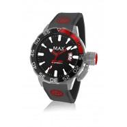 Max - Scuba - SS Black/Red