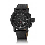 Max - Chronograph - Black/ IPB/ Black