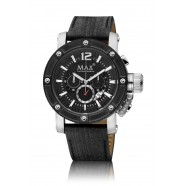 Max - Chronograph - Black/ IPS/ Black