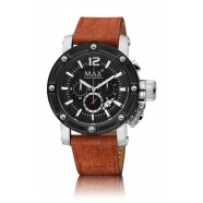 Max - Chronograph - Brown/ IPS/ Black