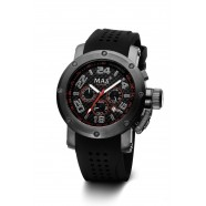 Max - Grand Prix - GP Racer Red 47mm