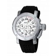 Max - Sports - Black/IPS-White 47mm
