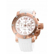Max - Sports - IP Rose  47mm - White