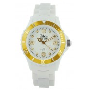 Colori - Classic Chic - White / Ring IPG