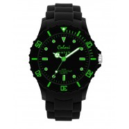 Colori - Neon Nights - Black/ Neon Green