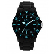 Colori - Neon Nights - Black/ Neon Blue