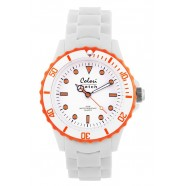Colori - White Summer- White / Ring Orange