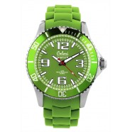 Colori - Cool Steel - Lime Green / White Index