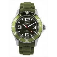 Colori - Cool Steel - Army Green/ White Index