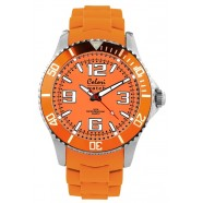 Colori - Cool Steel - Orange / White Index