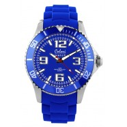 Colori - Cool Steel - Cobalt Blue / White Index