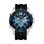 Colori - Digital Sports - Black/ IP Silver/ Blue
