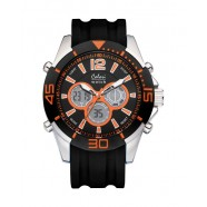 Colori - Digital Sports - Black/ IP Silver/ Orange