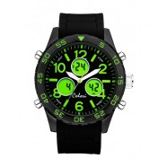 Colori - Digital Sports - Black/ IP Black/ Green