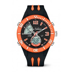 Colori - Cool Fusion - Black / Orange Index