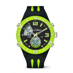 Colori - Cool Fusion - Black / Green Index
