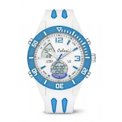 Colori - Cool Fusion - White / Blue Index