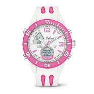 Colori - Cool Fusion - White / Pink Index