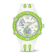 Colori - Cool Fusion - White / Green Index