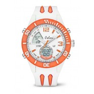 Colori - Cool Fusion - White / Orange Index